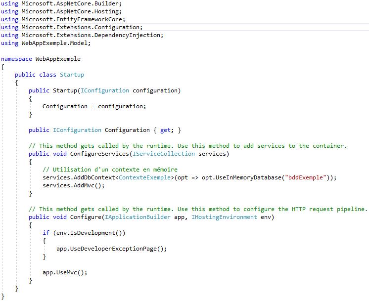 10.6 - Web API ASP.NET Core
