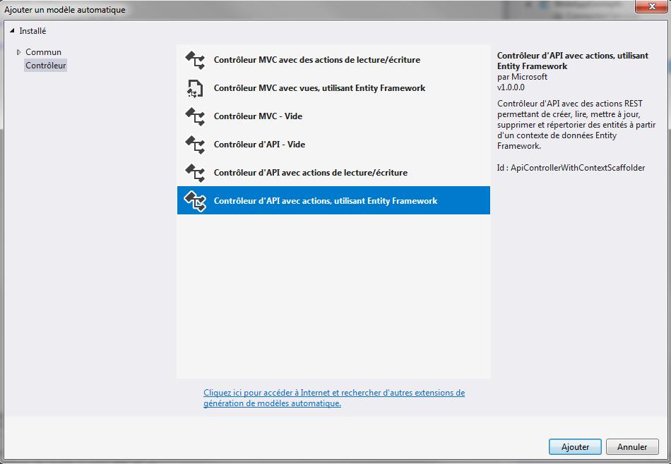 11 - Web API ASP.NET Core