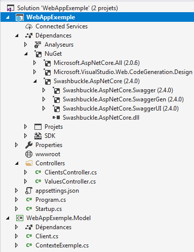 14 - Web API ASP.NET Core