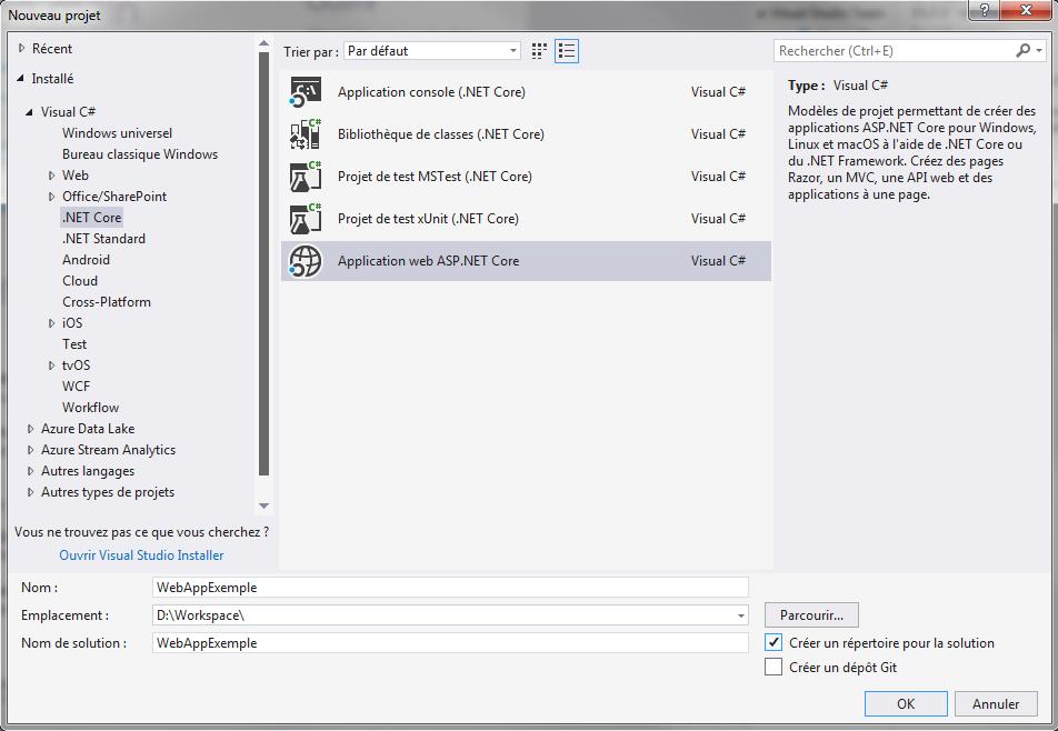 2 - Web API ASP.NET Core