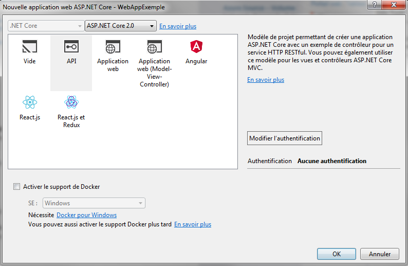3 - Web API ASP.NET Core