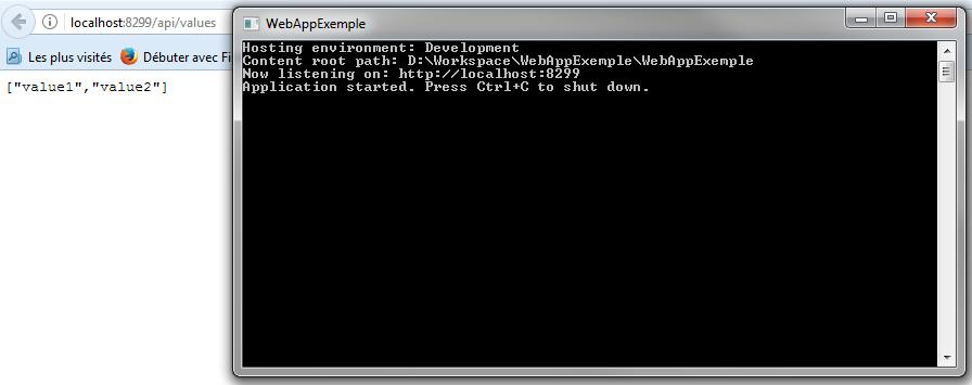 6 - Web API ASP.NET Core