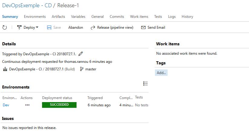 15.5 - Azure DevOps Project