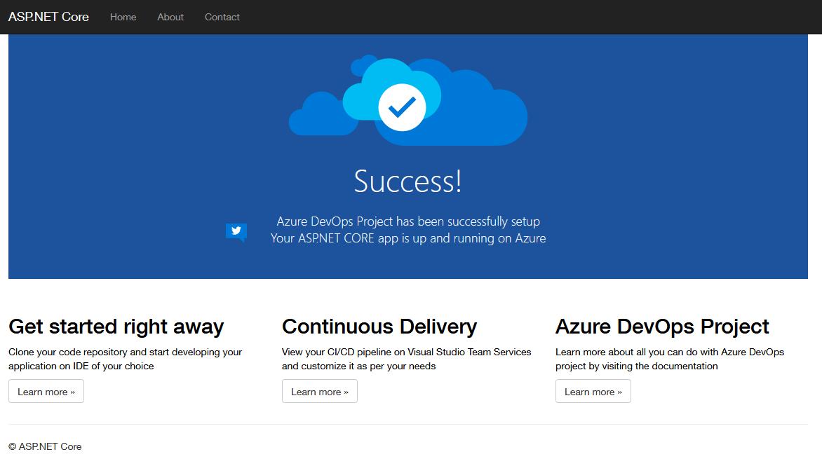16 2 - Azure DevOps Project