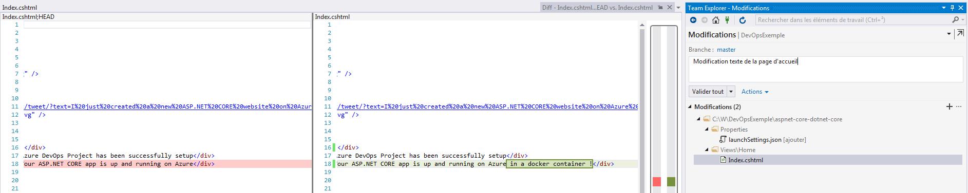 21 1 - Azure DevOps Project