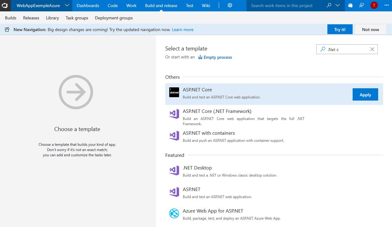 22 - Microsoft Visual Studio Team Services
