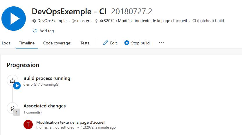 25 1 - Azure DevOps Project