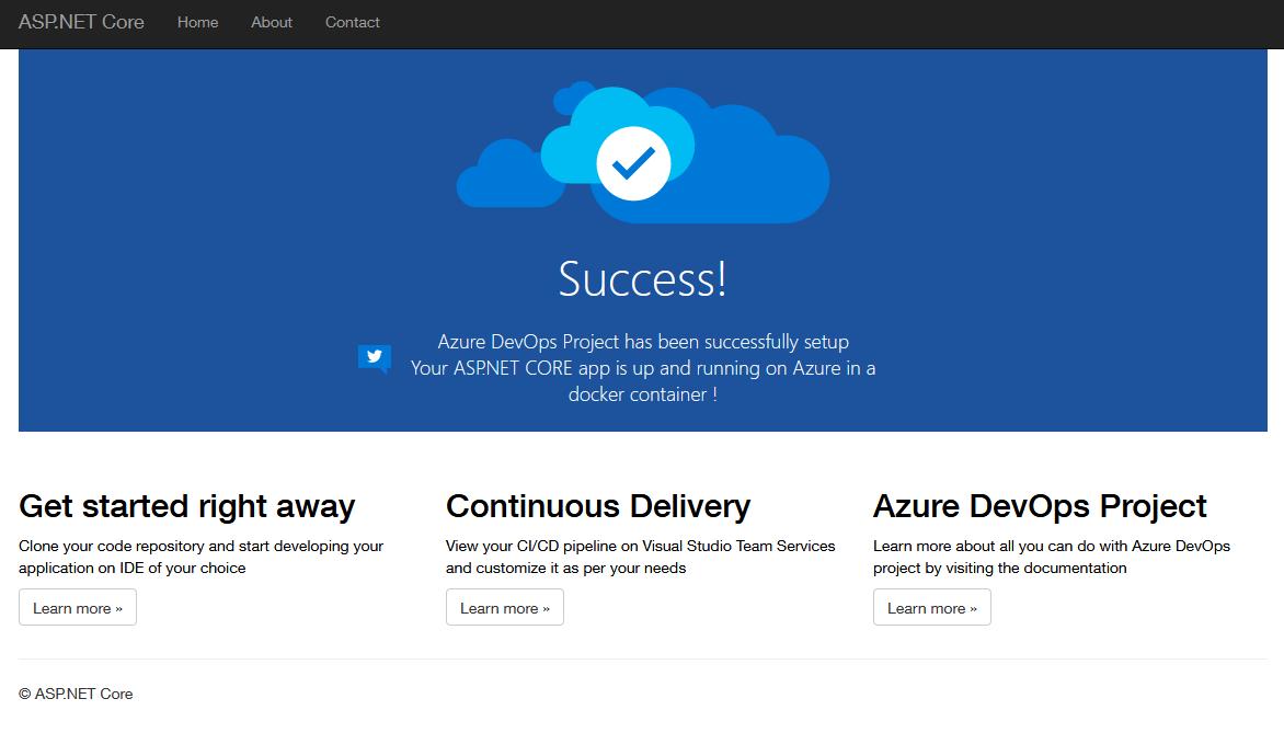 28 1 - Azure DevOps Project