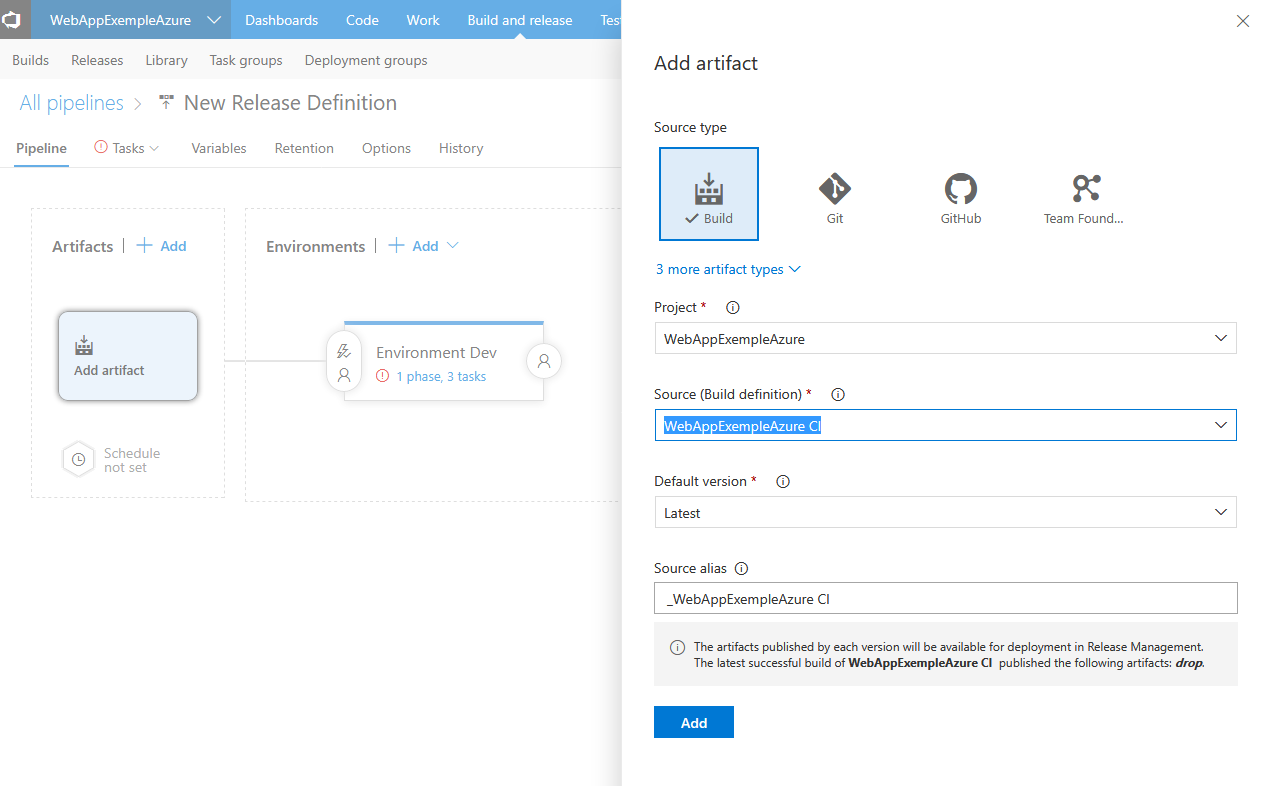 32 - Microsoft Visual Studio Team Services