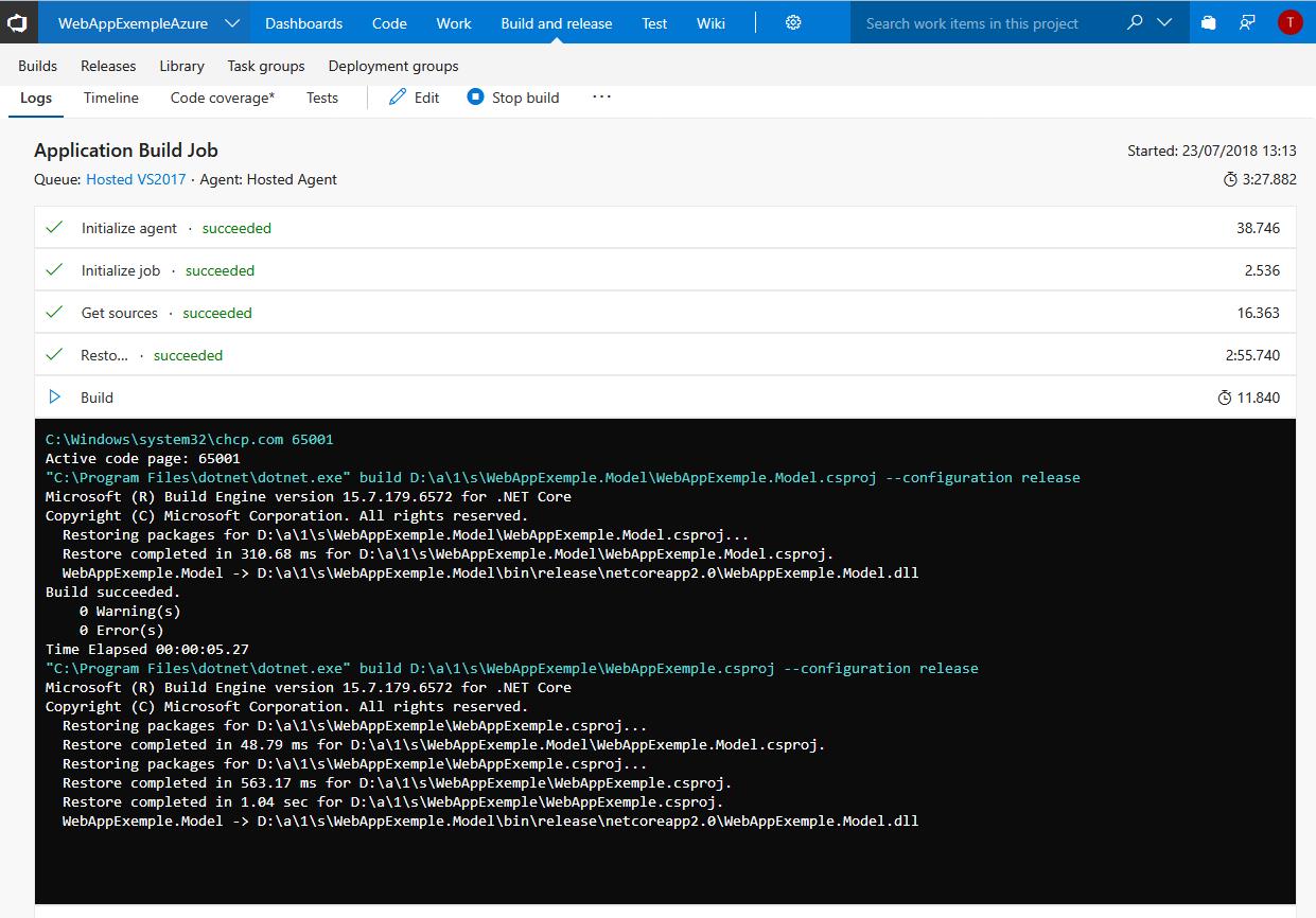 43 - Microsoft Visual Studio Team Services