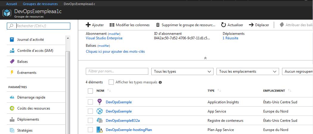 7 1 - Azure DevOps Project