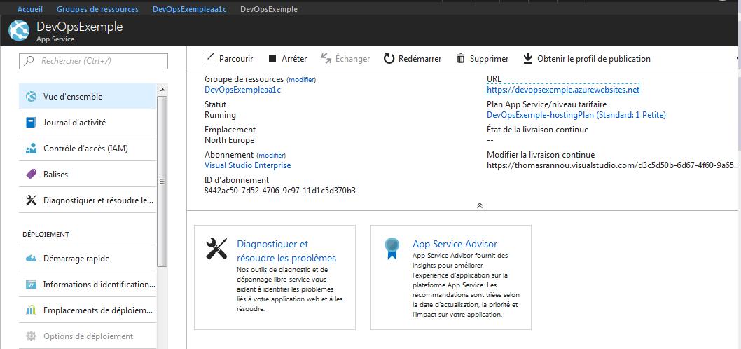 8 1 - Azure DevOps Project