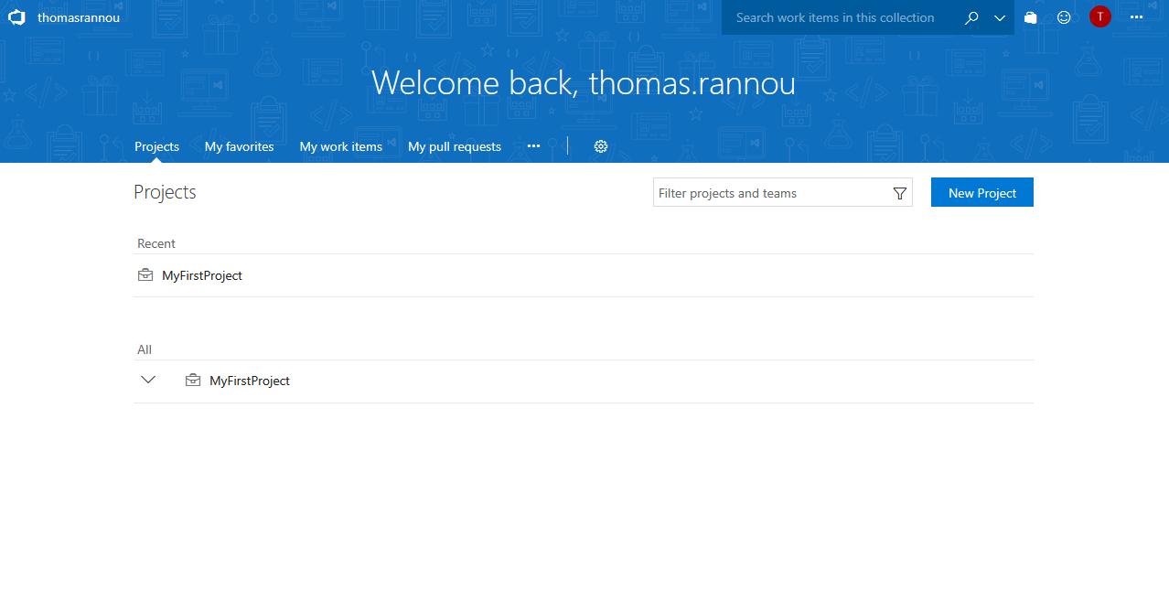 8 - Microsoft Visual Studio Team Services
