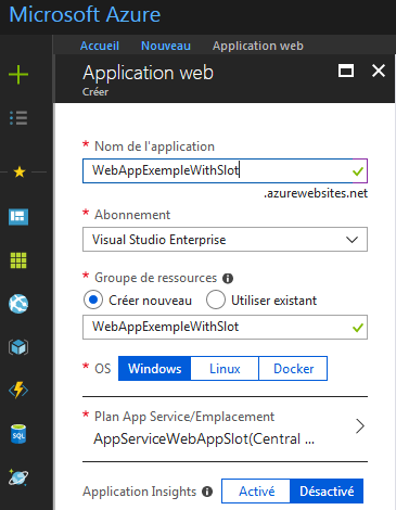 10 1 - Azure Web App Deployment Slots