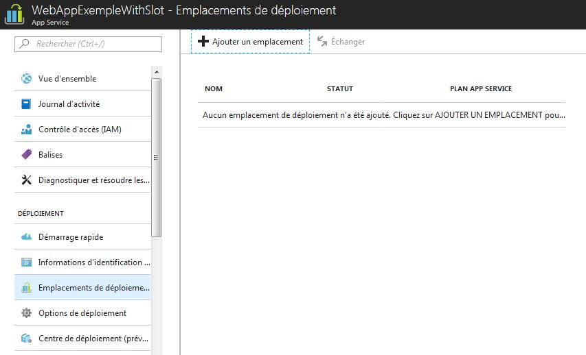 11 1 - Azure Web App Deployment Slots