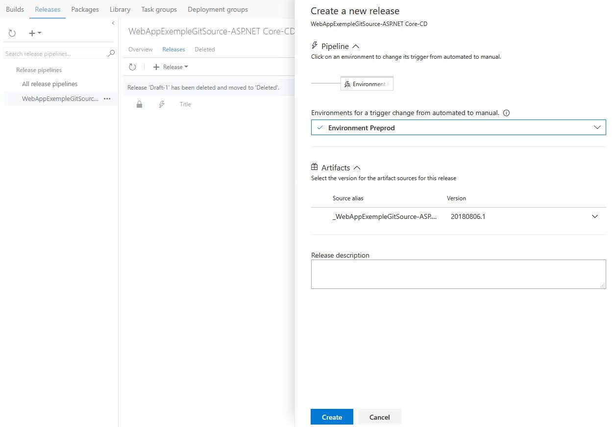 23 1 - Azure Web App Deployment Slots