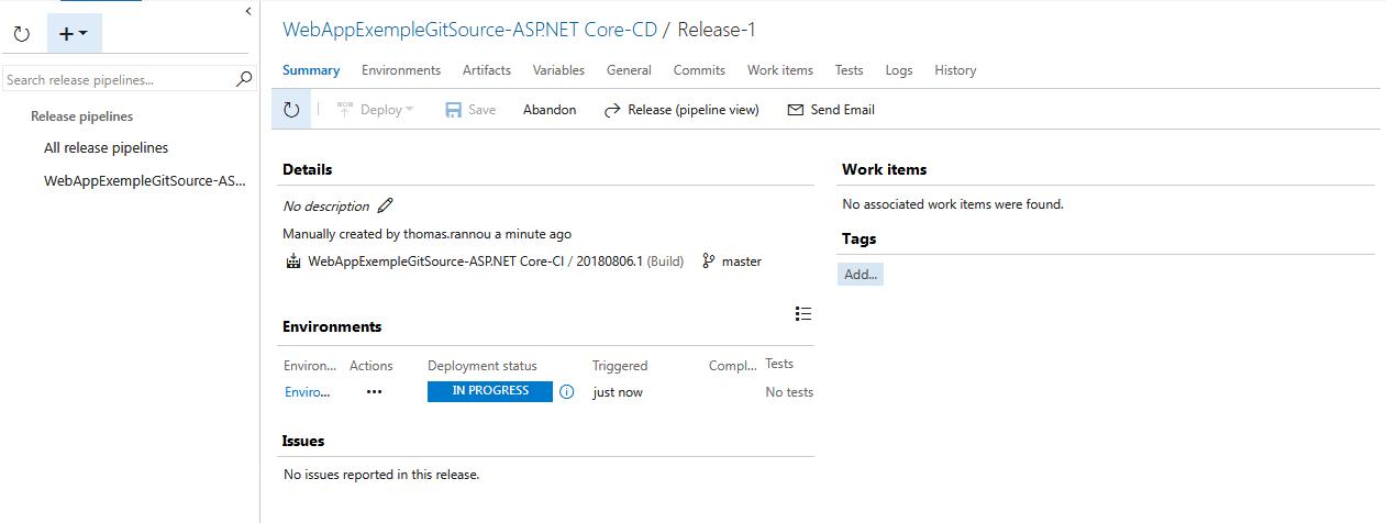24 1 - Azure Web App Deployment Slots