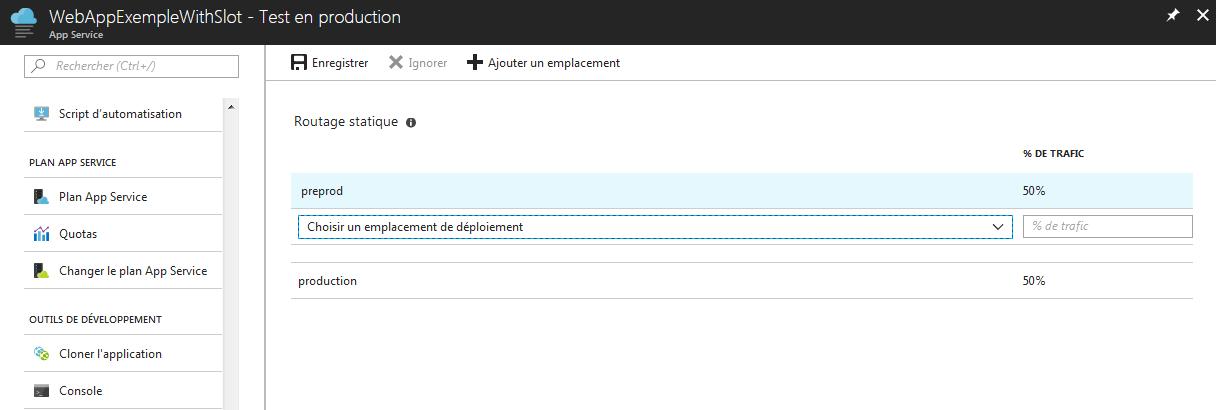 29 1 - Azure Web App Deployment Slots