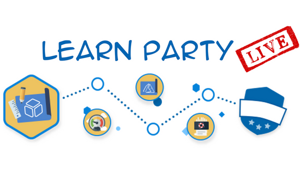 learn party live - Microsoft Learn Party Live !