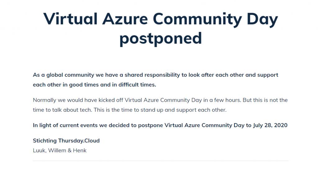 vacdannule 1024x603 - Virtual Azure Community Day #2