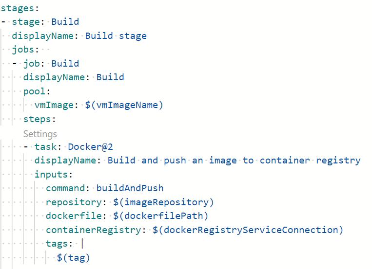 17 1 - Configurer un pipeline CI/CD Azure DevOps pour déployer dans AKS