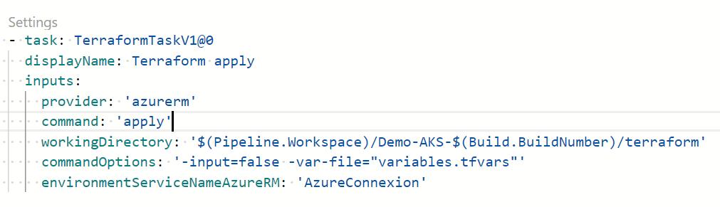 22 - Automatiser le déploiement d'un AKS avec Terraform et Azure DevOps !