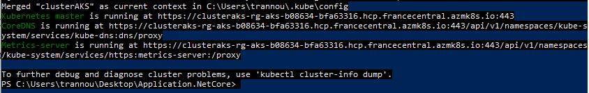 7 1 - Configurer un pipeline CI/CD Azure DevOps pour déployer dans AKS