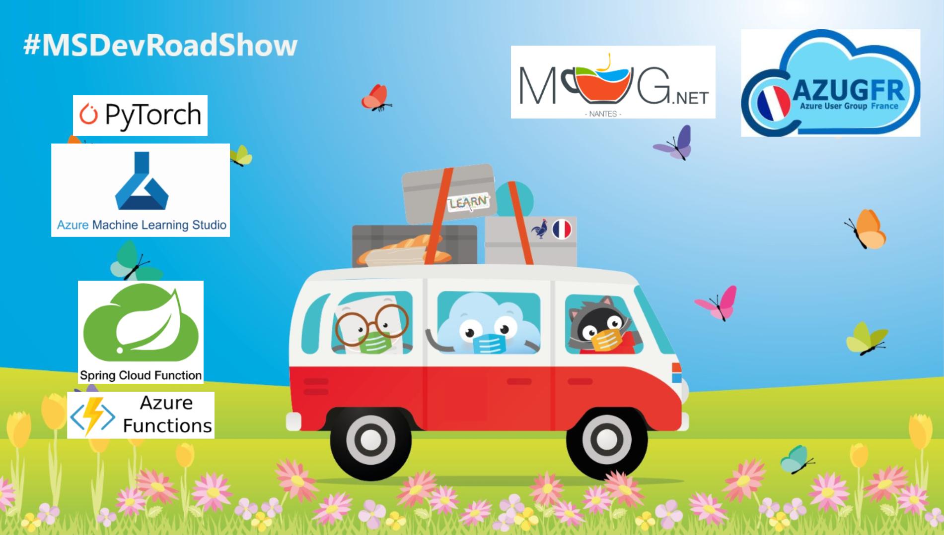 msdev withlogos - MSDevRoadShow : Back to Nantes !